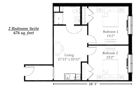 floor plans for two bedroom homes two bedroom house floor plans home design