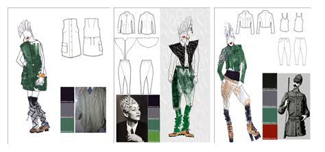 dress design university fashion design portfolio for college www imgkid com