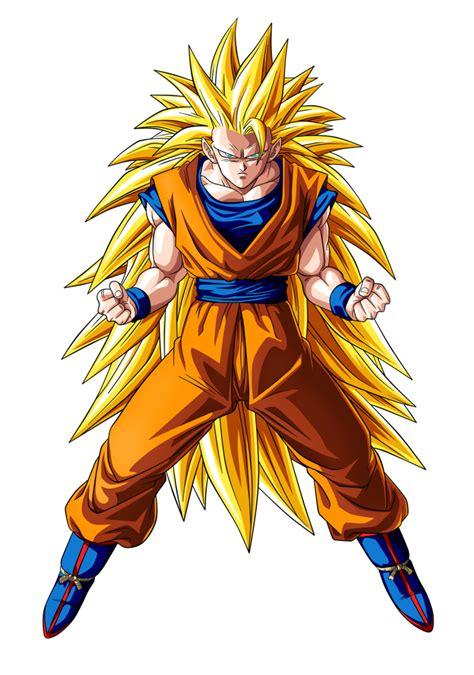 Goku Ss3 goku saiyan 3 ssj3 by goku kakarot on deviantart