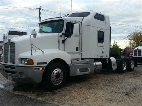 kenworth houston tx 2007 kenworth t 600 in houston tx jag truck sales