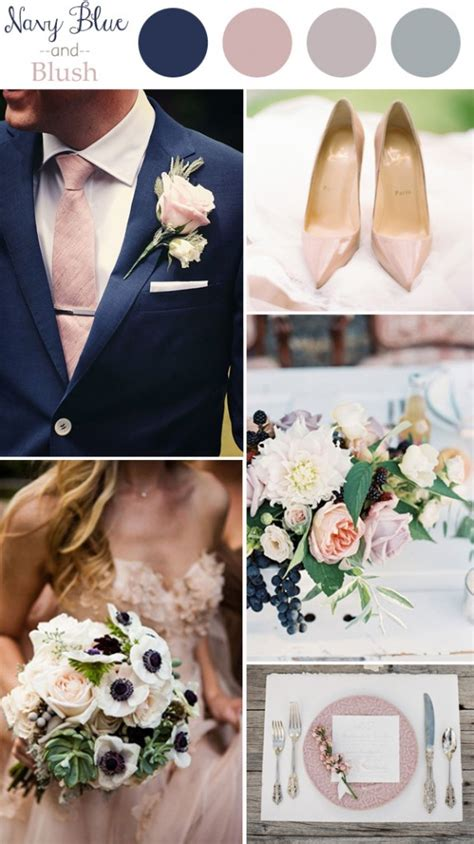 10 colour trends for weddings in 2016