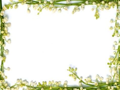 cornici powerpoint real floral frame ppt backgrounds nature powerpoint