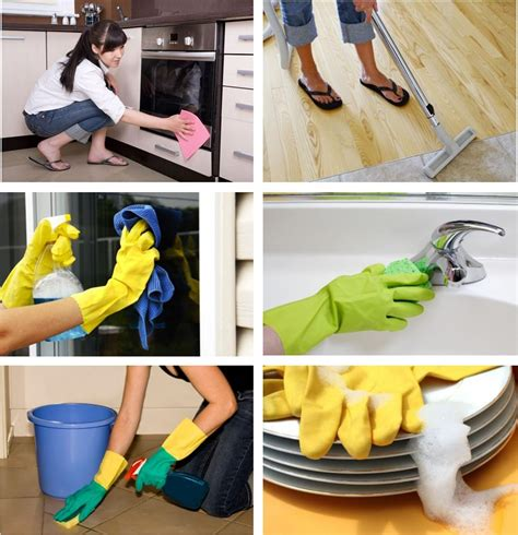 cleaning house home cleaning services