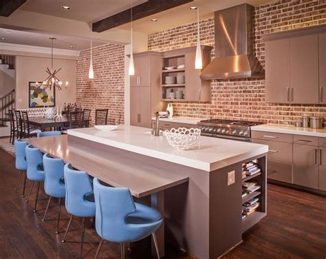 exposed brick kitchen exposed brick walls good or bad experiences