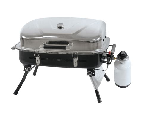 this 10 000 btu table top gas bbq is perfect for an
