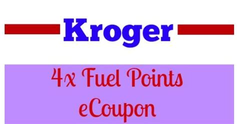 Can You Use Kroger Gift Cards For Gas - kroger 4x fuel points with gift card purchase southern savers
