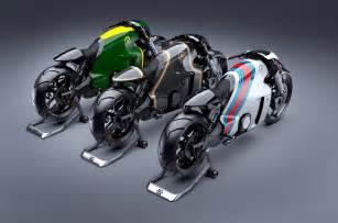 Lotus Co1 Lotus C 01 V Prototype Superbike Announced Motorcyclist