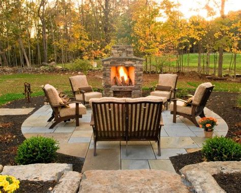 15 Backyard Designs For Fall Pretty Designs Fall Backyard Ideas