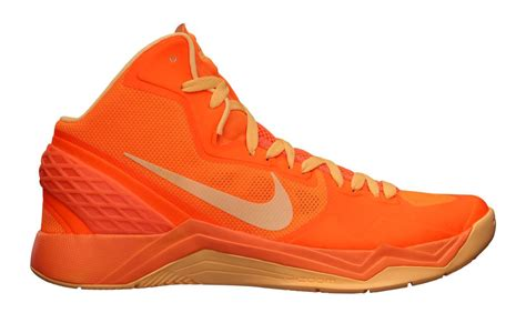 orange basketball shoes for orange nike basketball shoes