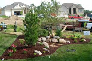 Back yard corner landscaping ideas