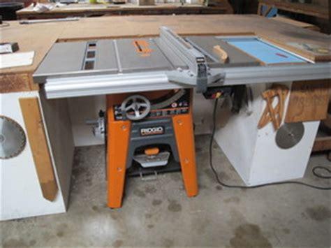 Ridgid Table Saw Ts3650 by Ridgid Ts3650 Woodworking Table Saws Machinetools
