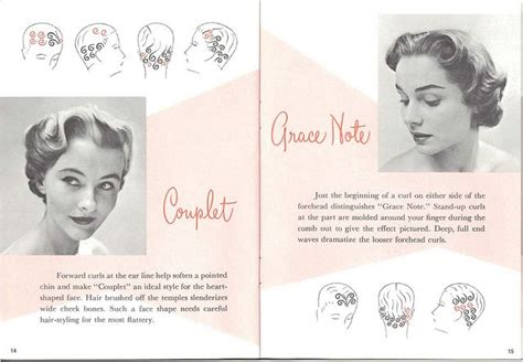 1940s hairstyles book pdf 84 best images about 1950 s hairstyles on pinterest pdf