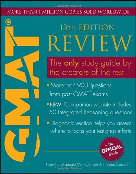 Mba Gmat Official Edition by Sneak Peek New Gmat Official Guide 13th Edition Math