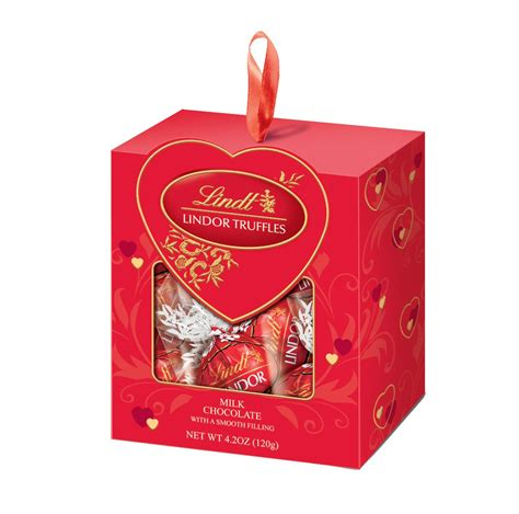 lindt chocolate valentines day lindt milk chocolate lindor truffles review