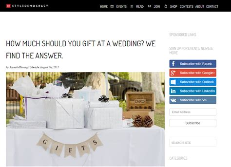 how much to give wedding how much to give at a wedding on style democracy chan weddings events
