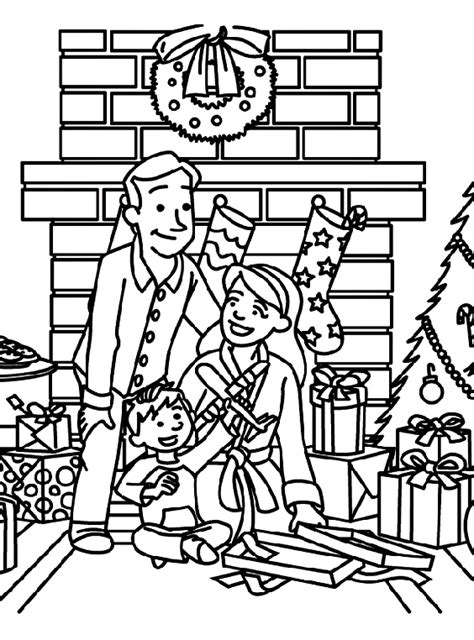 crayola coloring pages for christmas time for presents crayola com au