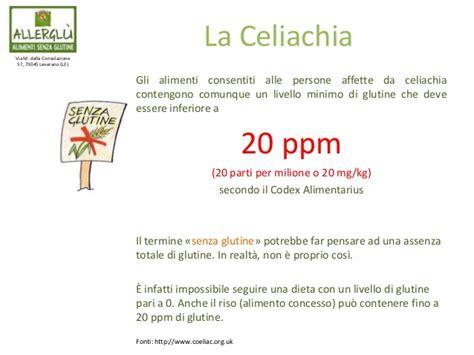 celiachia alimenti consentiti celiachia e dieta senza glutine