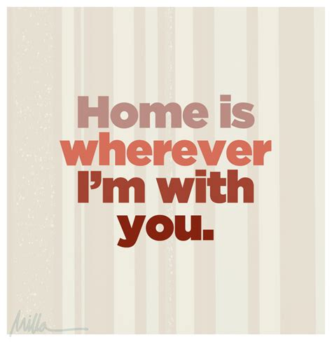 home is wherever i m with you by cmil on deviantart