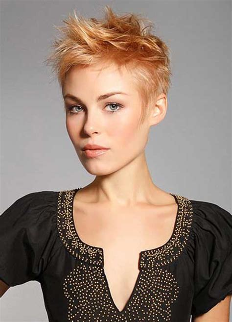 very short spiky pixie hairstyles 10 short layered pixie cut short hairstyles 2017 2018