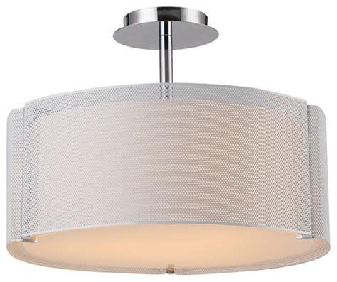 white drum ceiling light white drum ceiling light ceiling light with white drum