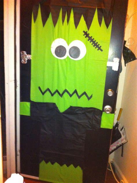 Frankenstein Door by Our Version Of The Frankenstein Door
