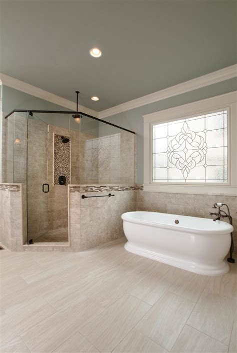 20 Soaking Tubs To Add Extra Luxury To Your Master Bathroom Bathroom With Shower And Tub