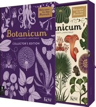 botanicum mini gift edition welcome to the museum books botanicum kathy willis 9781783705344
