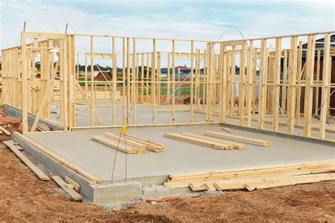 build a new home how to build a solid foundation building foundation