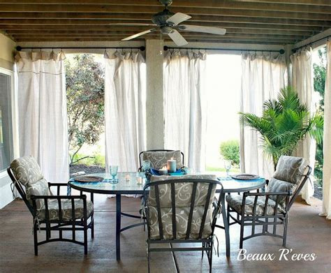 inexpensive outdoor curtains inexpensive outdoor curtains using curtain rods out of