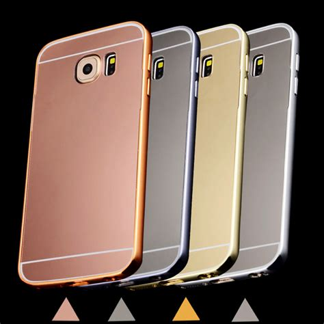 All Type Mirror Bumper Metal Hardcase Clearance Sale for samsung galaxy s7 s7 edge luxury aluminum phone cover skin ebay