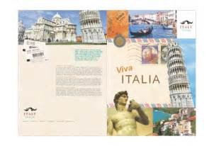 image gallery italy travel brochure template