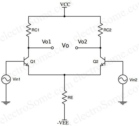 transistor lifier circuits pdf differential lifier using transistors
