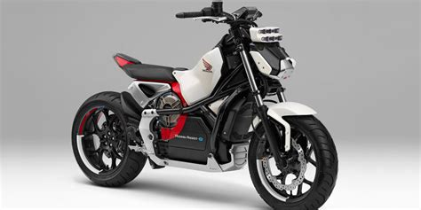 Elektro Motorrad Honda by Selbstbalancierendes E Motorrad Honda Electrive Net