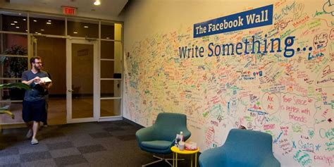 facebook office facebook new york office tour business insider