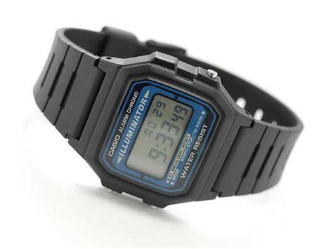 Casio F 105w 楽天市場 ポイント2倍 カシオ 腕時計 casio f 105w 1a g専門店 g supply ジーサプライ