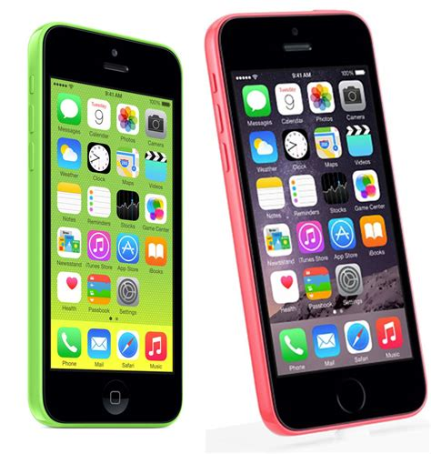 apple may just revealed an updated iphone 5c with touch id