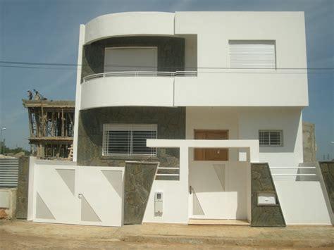 Plan De Maison Facade by Design Facade Maison Moderne
