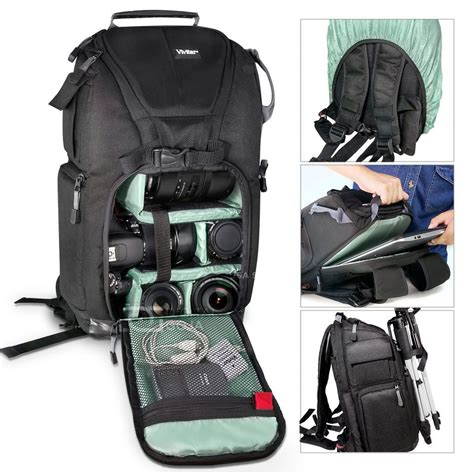 dslr bag backpack for canon t6i t5i t5 sl1 nikon
