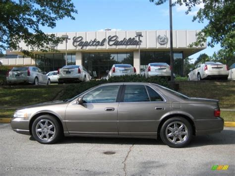 Cadillac Sts 2001 by 2001 Bronzemist Metallic Cadillac Seville Sts
