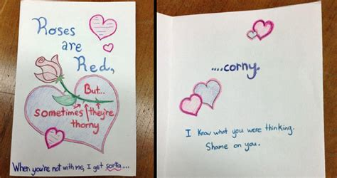 corny valentines day poems 25 poems you should think about using