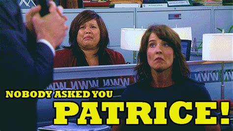 Patrice Meme - nobody asked you patrice on tumblr