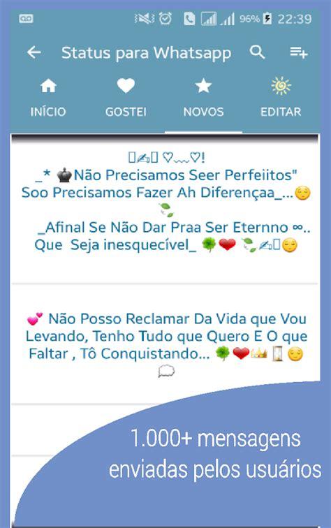 imagenes para whatsapp em portugues frases e status para whatsapp 4 0 3 apk download android