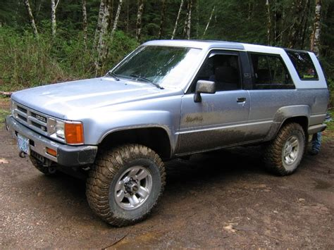 toyota 4runner 2nd generation toyota 4runner generations 28 images 1000 images about