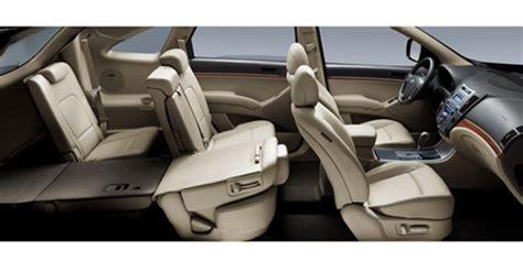 Porsche 7 Sitzer by Korea Suv Mit Sieben Sitzpl 228 Tzen