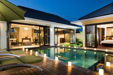 layout villa bali bali style homes unique home designs home design