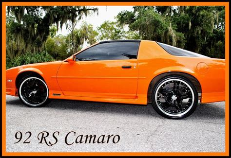 how to learn about cars 1992 chevrolet camaro parking system jayrock33 1992 chevrolet camarors coupe 2d specs photos modification info at cardomain