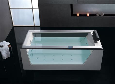 contemporary bathtubs ariel platinum am152jdtsz jacuzzi whirlpool modern