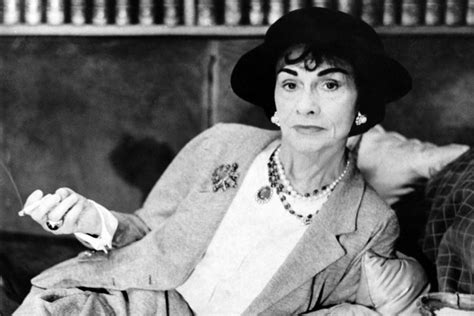Coco And T Are Not Important by Chatter Busy Coco Chanel Style Quotes