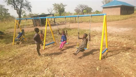 school swings outreach ugandaoutreach uganda brings the power of play to