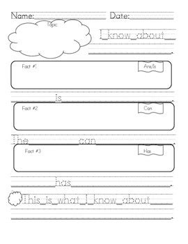 printable graphic organizer for informational writing first grade informative explanatory writing graphic